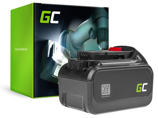 [GCL.PT263] Bateria Green Cell (7.5/2.5Ah 18/54V) DCB546 DCB546XJ DCB547 DCB548 DCB184 do DeWalt XR Flexvolt DCD776 DCF899P2 DCD796P2 DCF885