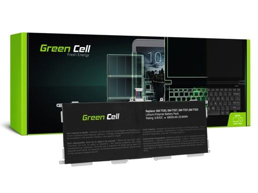 [GCL.TAB40] Green Cell Tablet Battery EB-BT530FBC EB-BT530FBU Samsung Galaxy Tab 4 10.1 T530 T535 T537