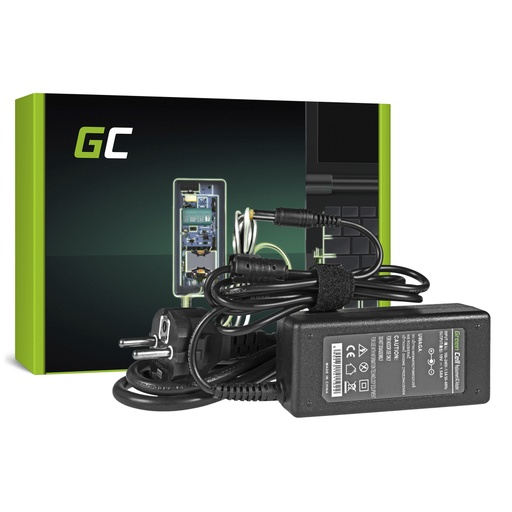 [GCL.AD28] Green Cell Charger  AC Adapter for Acer 30W / 19V 1.58A / 5.5mm-1.7mm