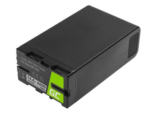 [GCL.CB94] Battery Green Cell BP-U90 BP-U60 BP-U30 for Sony 6600mAh 95Wh 14.4V