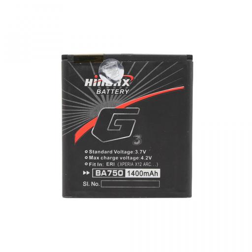[3GC59153] Baterija Hinorx za Sony-ericsson Xperia ARC/ARC S BA750 1400mAh