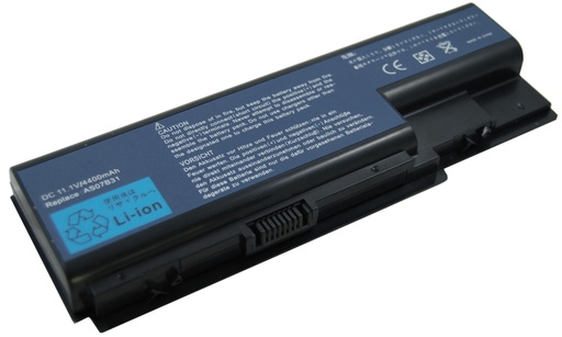 [NRG.AC07B] NRG+ baterija za Acer Aspire 5300 5330 5520 5710 5720 5900 6900 7300 AS07B42