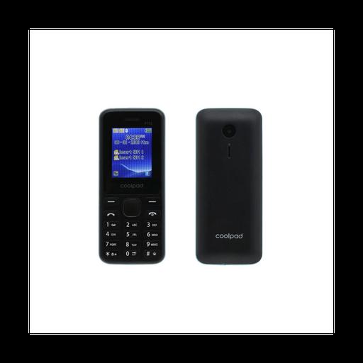 """[3GC74538] Mobilni telefon Coolpad Allure F113 1.77"""" 32MB+32MB/128MB crni"""