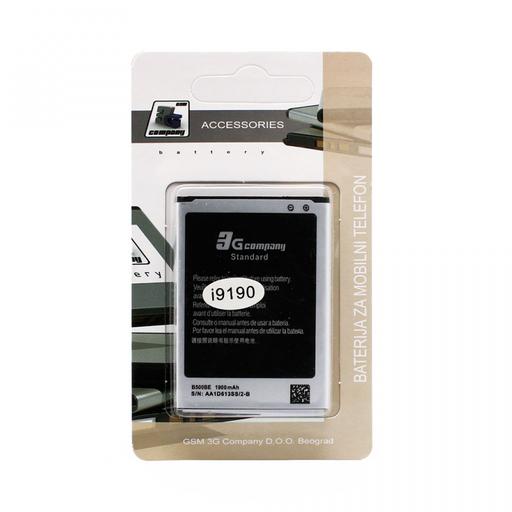 [3GC27468] Baterija standard za Samsung i9190 S4 Mini 1900mAh