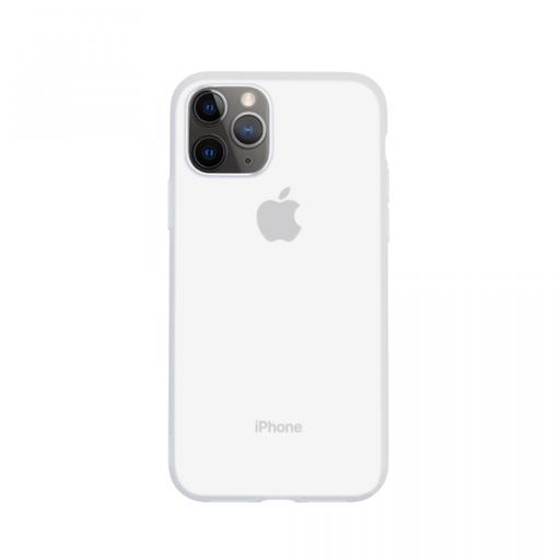 [3GC74802] Futrola Baseus Jelly Liquid za iPhone 11 Pro 5.8 transparent bela