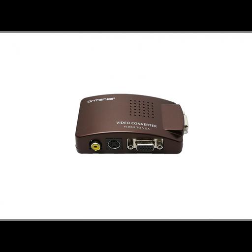 [3GC35968] AV Video to VGA Adapter